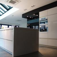 keuken hoogglans